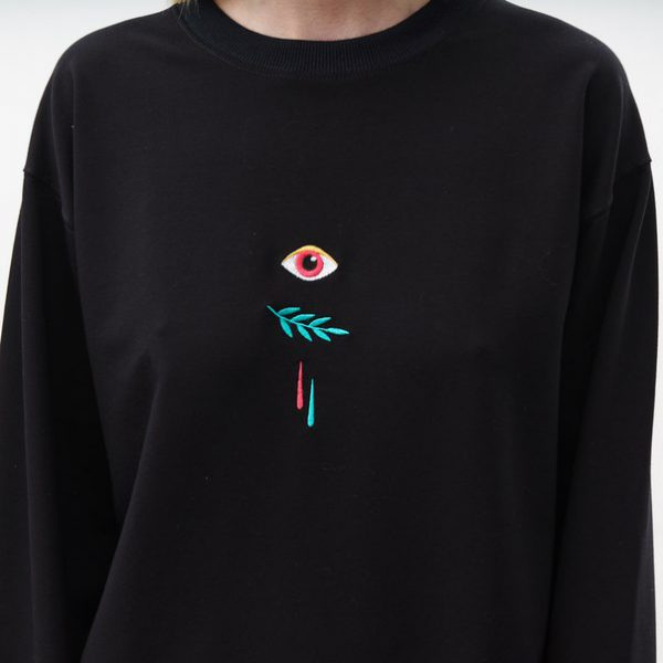 volchok sweatshirt eye