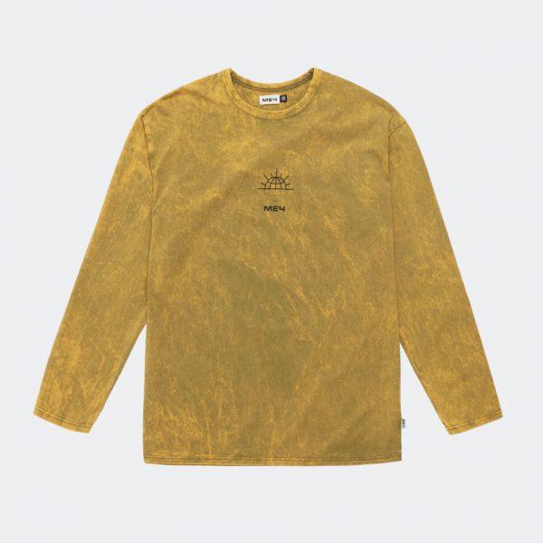 Mech Russian Streetwear Khaki Longsleeve