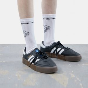 Volchok Camera Socks White