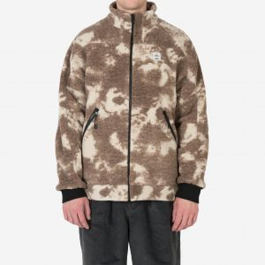 Mech Snow/Sand Fleece Jacket