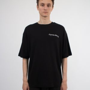 Anton Lisin Sergiev Posad T-Shirt Black