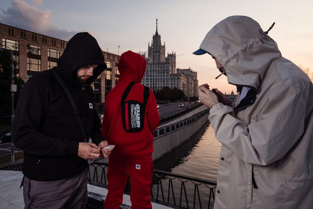Code Red in Moscow