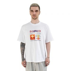 Volchok Lotus Position T-shirt White