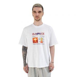 Volchok Lotus Position T-shirt White