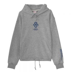 Volchok Sect Hoodie Grey