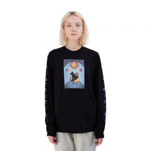 Volchok Holy Dog Longsleeve Black