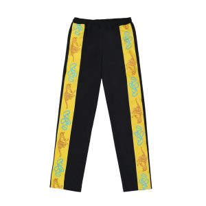 Volchok x Tamra Sports Pants Black