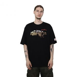 Volchok x Tamra T-shirt Black
