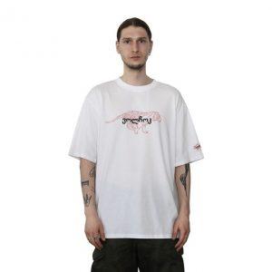 Volchok x Tamra Tiger T-shirt White