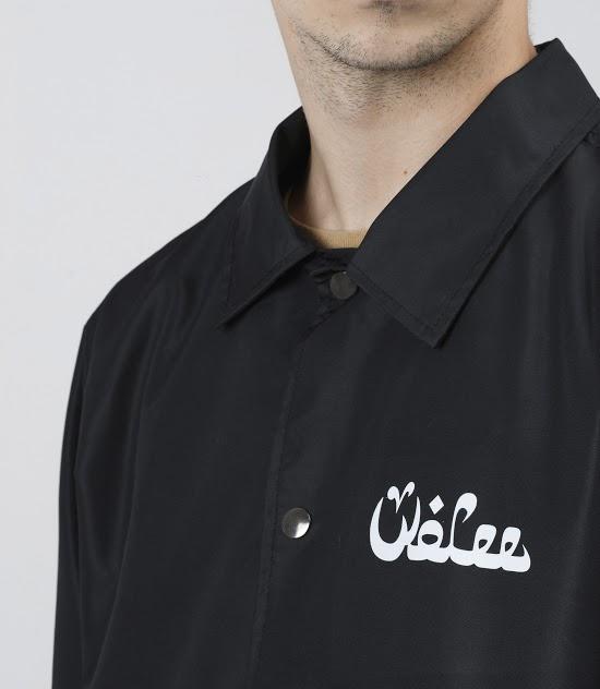 Wolee Coach Jacket