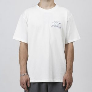 Wolee Deejays T-Shirt – White