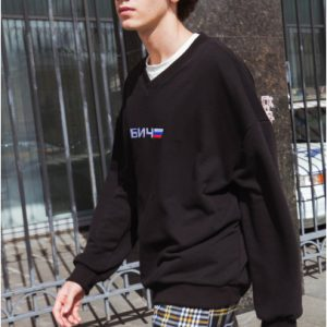 Bich Flag Sweatshirt Black