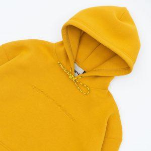 Mech Instinct Hoodie Mustard
