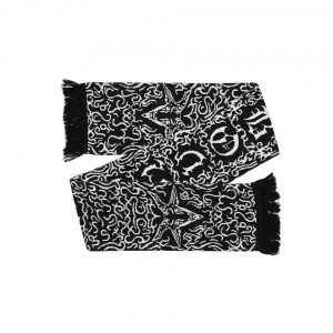 Volchok Black Metal Scarf