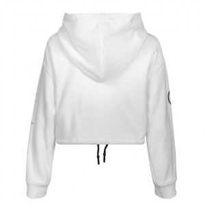 Fusion Topography Cropped AR Hoodie – Womens